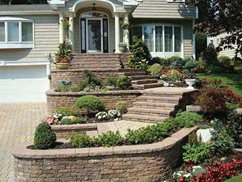 hardscape design installation property services landscape